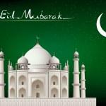 Eid Mubarak — Stock Vector #6401771