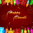 Diwali Background — Stock Vector #6713496