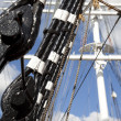 Old sailing ship — Stock Photo