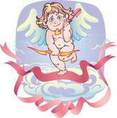 Cupid Arrow 2 — Stock Vector