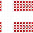 Denmark National Flag — Stockvectorbeeld