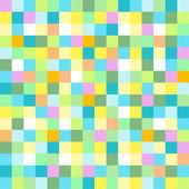 Абстракция цветные мозаики для фона — Cтоковый вектор
