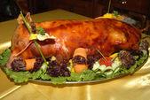 Rôti de porc — Photo