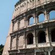 Royalty-Free Stock Photo: The building of the Colosseum