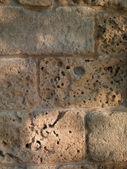Ytan på stenmuren — Stockfoto