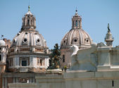 Roma katolik katedrali inşa — Stok fotoğraf
