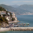 Stock Photo: Coast of Italy