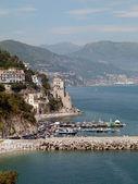 Coast of Italy — Stock Photo