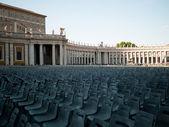 πλατεία στη ρώμη — Φωτογραφία Αρχείου