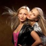 Two beautiful women — Stock Photo #6141808