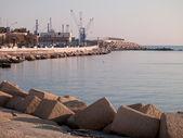 Port of Bari — Stock Photo