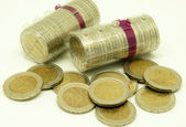 Monedas — Стоковое фото