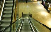 Escaleras mecánicas — Foto Stock