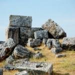antické ruiny — Stock fotografie