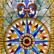 Stained glass window — Stock Photo #5866915