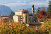 Autumn in Trentino — Stock Photo