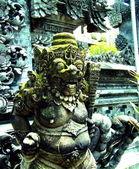 Balinese skulpture — Stock Photo