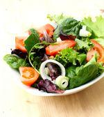Green salad — Stock Photo