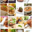 Food collage — Stock Photo #5686723