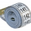 Tape measure — Stock Photo #5676537