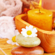 Spa organic soap - Stockfoto