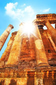 Jupiter's temple, Baalbek, Lebanon — Stock Photo