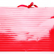 Red Shopping Bag — Stock Photo