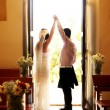 Wedding ceremony — Stockfoto #5732578