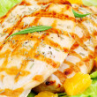 Grilled chicken fillet — Stock Photo #5991818