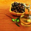 olive oil — Stock Photo #6114424