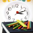 School time — Stock Photo