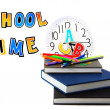 Stock Photo: School time