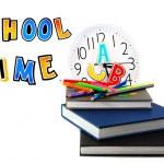 School time — Stock Photo
