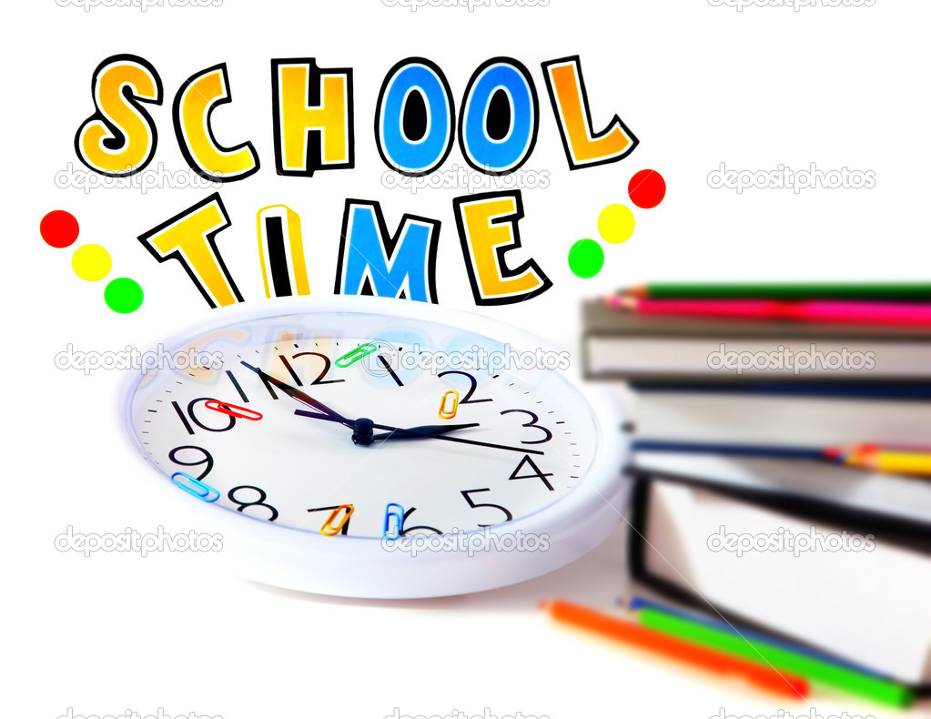 School time conceptual image of education & knowledge — Stock Photo #6232332