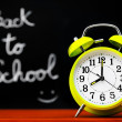 Back to school — Stock Photo #6446099