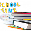 School time — Foto Stock