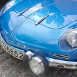 "Madrid 3 Jul ""Party old Classic car"" Renault Alpine 1961 — Stock Photo"