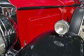 "Madrid 3 Jul ""Party old Classic car"" 1940 PACKARD CAR — Foto de Stock"