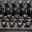 Typewriter 30 years old — Stock Photo #6431010