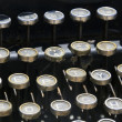 Typewriter 30 years old — Stock Photo #6517545