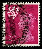 Selo postal. — Foto Stock