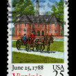 Postage stamp. — Stock Photo #5912146
