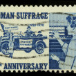 Postage stamp. — Stock Photo #5912522