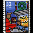 Postage stamp. — Stock Photo #5916837