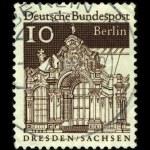 Postage stamp. — Stock Photo #5917292