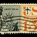 Postage stamp. — Stock Photo #5917724