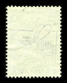 Background Postage stamp. — Stock Photo