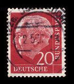 Postage stamp. — Stok fotoğraf