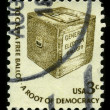 Postage stamp. — Stock Photo #5921991