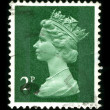 Postage stamp. — Stockfoto